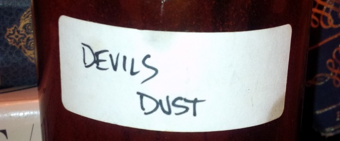 Devil's Dust Spice Mix